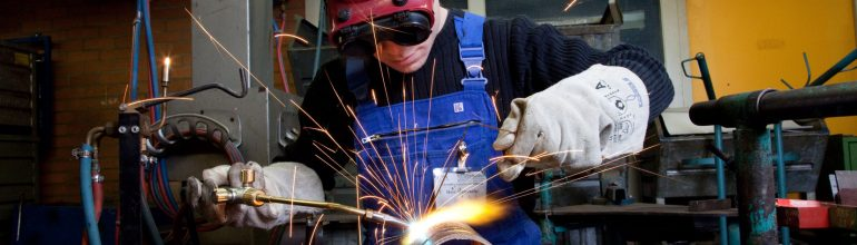 nitrous gases in welding processes